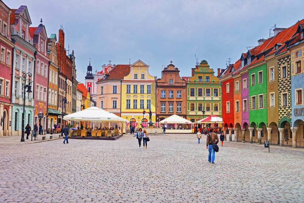 5. Poznan, Polen