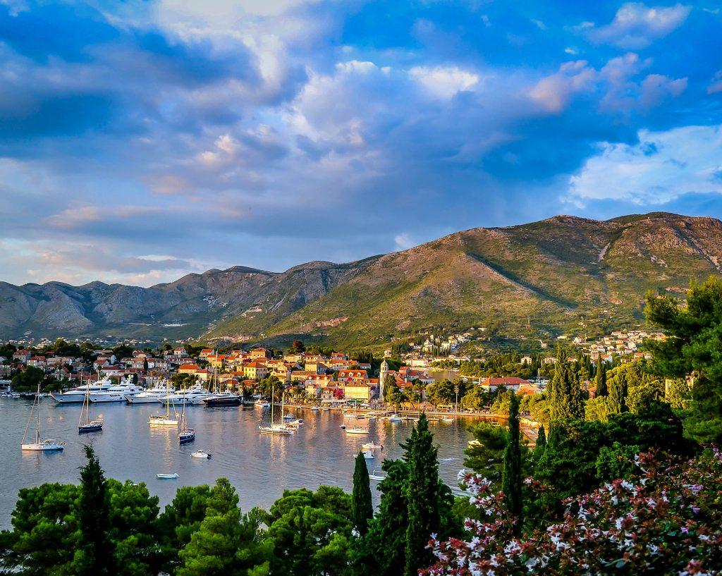 8. Cavtat , Kroatien