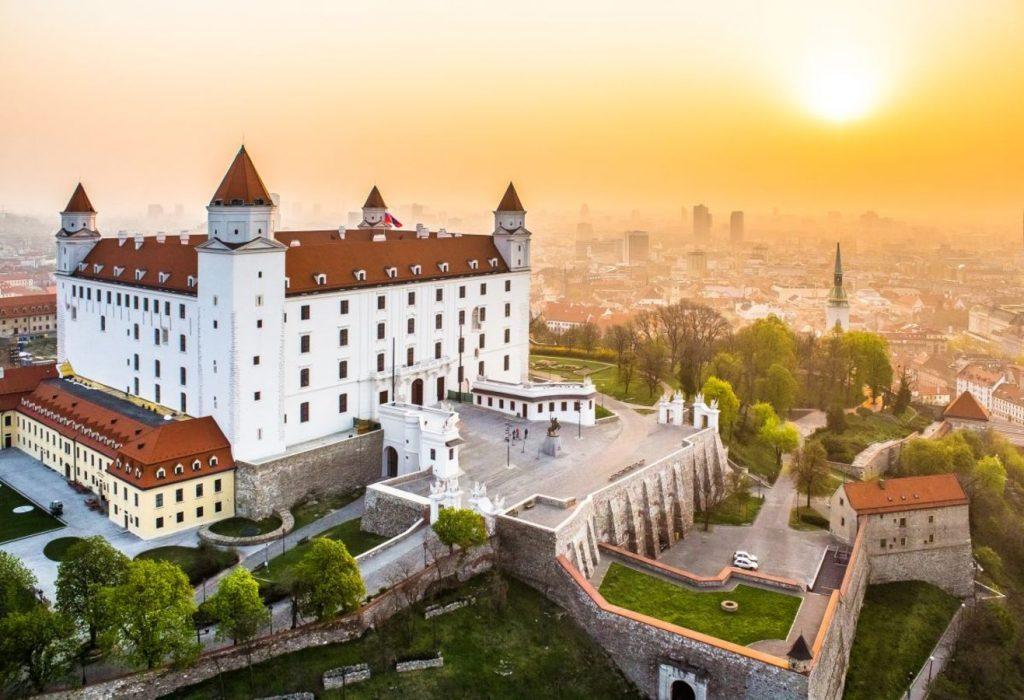 9. Bratislava, Slovakien