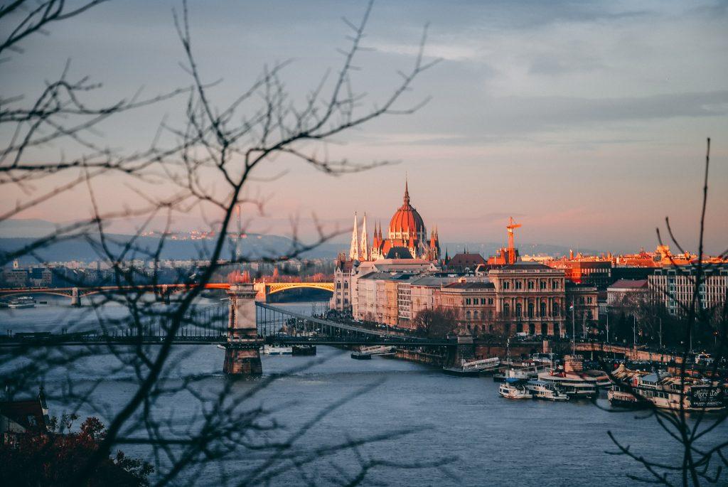 1.Budapest, Ungern