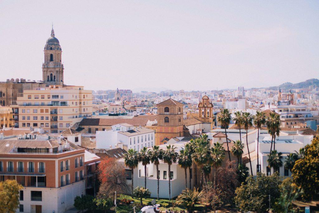 6. Malaga, Spanien